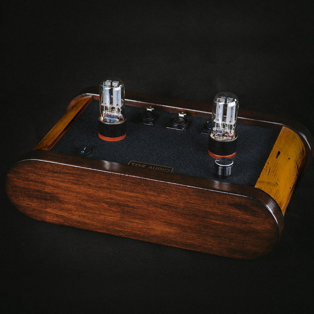 balanced tube amplifier